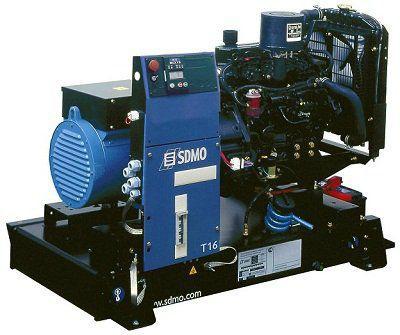 Дизельная электростанция SDMO Pacific T16K