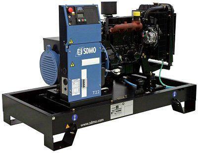 Дизельная электростанция SDMO Pacific T22K