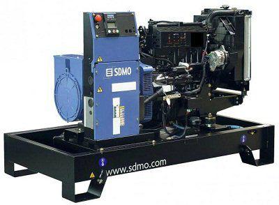 Дизельная электростанция SDMO Pacific T25KM