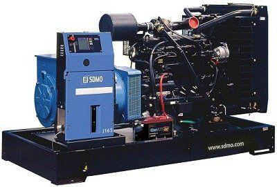 Дизельная электростанция SDMO Montana J165K