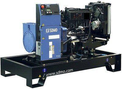 Дизельная электростанция SDMO Pacific T33K