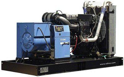 Дизельная электростанция SDMO Atlantic V500C2