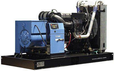 Дизельная электростанция SDMO Atlantic V550C2