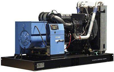 Дизельная электростанция SDMO Atlantic V650C2