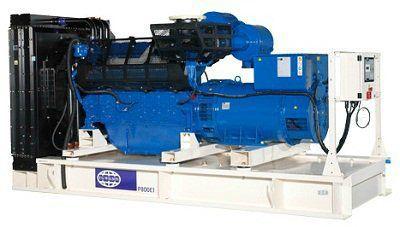Дизель генератор FG Wilson P800P1