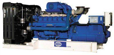 Дизельный генератор FG Wilson P1250P3