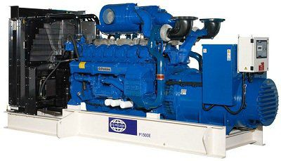Дизельный генератор FG Wilson P1500P3
