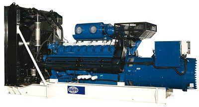 Дизельный генератор FG Wilson P1825
