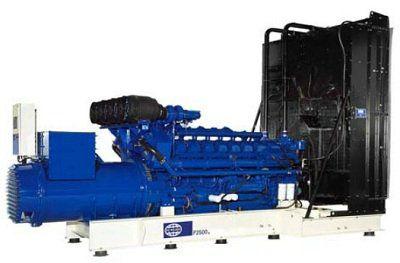 Дизельный генератор FG Wilson P2500-1