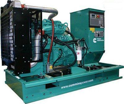Дизельный генератор Cummins C275D5