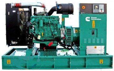 Дизельный генератор Cummins C200D5е