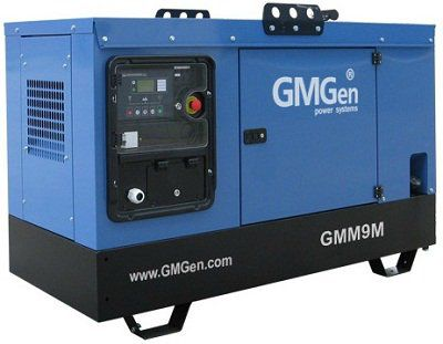 Дизельная электростанция GMGen GMM9MS