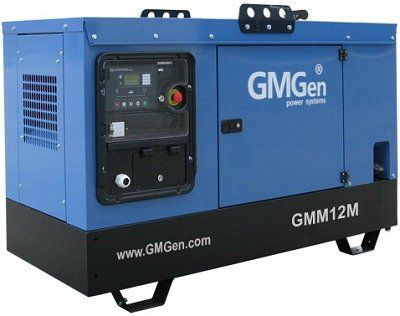 Дизельная электростанция GMGen GMM12MS