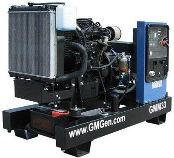 Дизельная электростанция GMGen GMM33