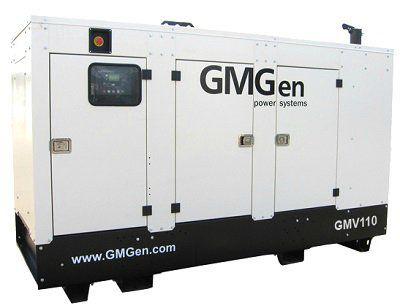 Дизельная электростанция GMGen GMV110S