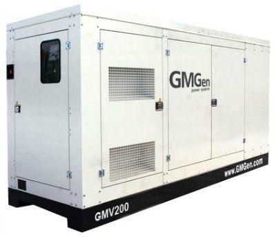 Дизельная электростанция GMGen GMV200S