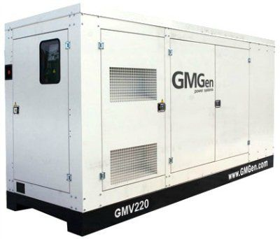 Дизельная электростанция GMGen GMV220S