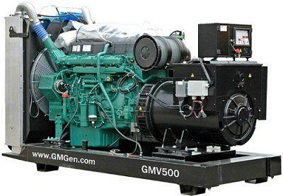 Дизельная электростанция GMGen GMV500