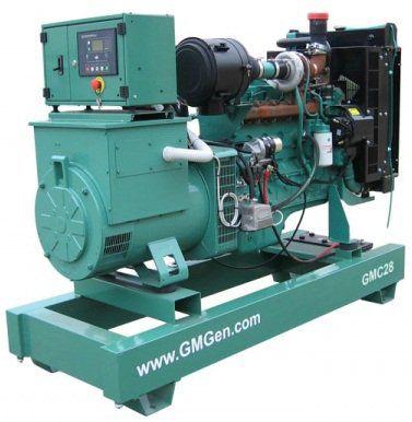 Дизельная электростанция GMGen GMC28