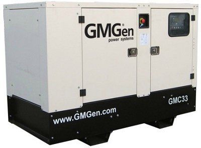 Дизельная электростанция GMGen GMC33S