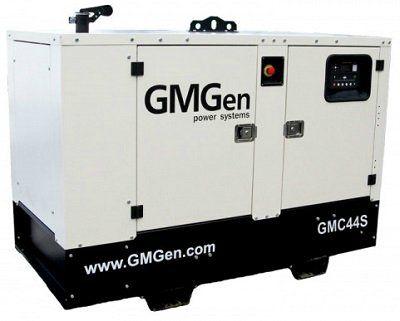 Дизельная электростанция GMGen GMC44S