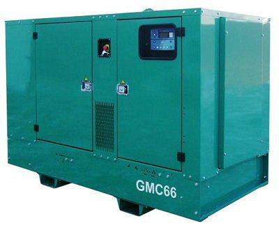Дизельная электростанция GMGen GMC66S