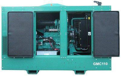 Дизельная электростанция GMGen GMC110S
