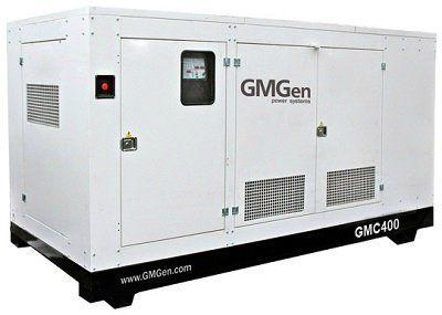 Дизельная электростанция GMGen GMC400S