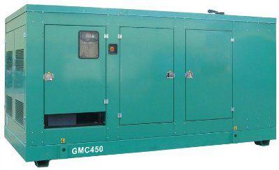 Дизельная электростанция GMGen GMC450S