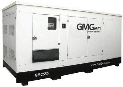 Дизельная электростанция GMGen GMC550S