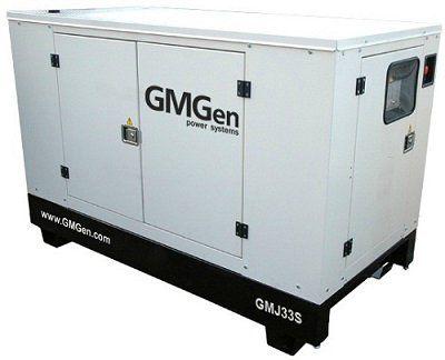 Дизельная электростанция GMGen GMJ33S