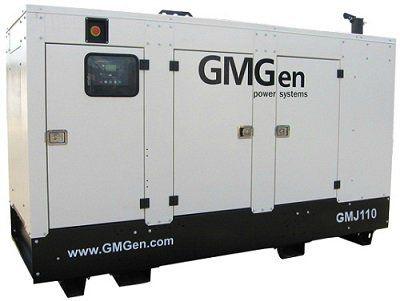 Дизельная электростанция GMGen GMJ110S