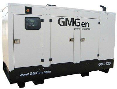 Дизельная электростанция GMGen GMJ120S