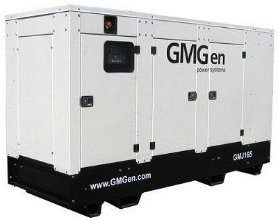 Дизельная электростанция GMGen GMJ165S