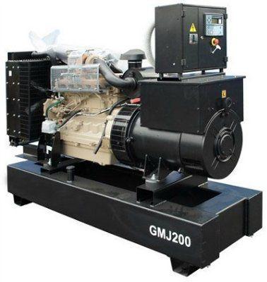 Дизельная электростанция GMGen GMJ200