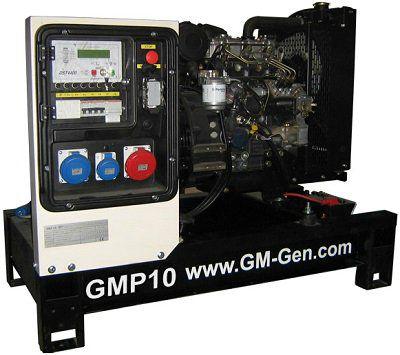Дизель-генераторная установка GMGen GMP10