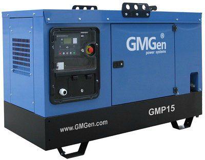 Дизель-генераторная установка GMGen GMP15S