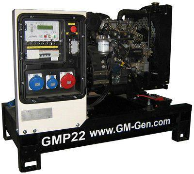 Дизель-генераторная установка GMGen GMP22