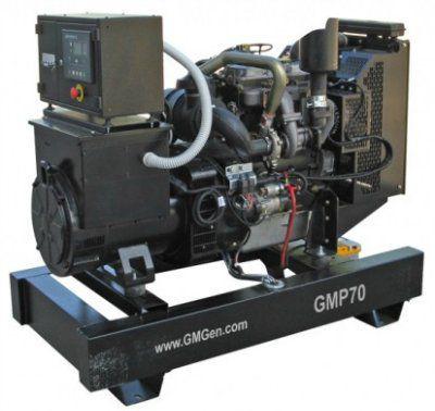 Дизель-генераторная установка GMGen GMP70