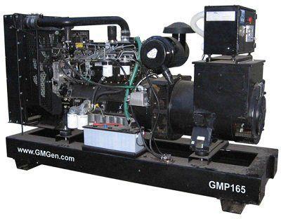 Дизель-генераторная установка GMGen GMP165