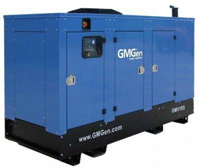 Дизель-генераторная установка GMGen GMP165S