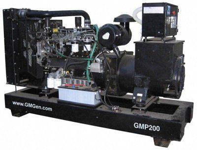 Дизель-генераторная установка GMGen GMP200