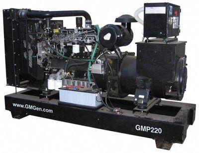 Дизель-генераторная установка GMGen GMP220