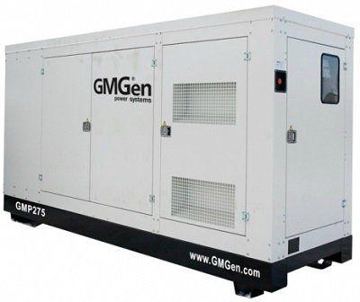 Дизель-генераторная установка GMGen GMP275S