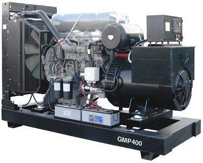 Дизель-генераторная установка GMGen GMP400