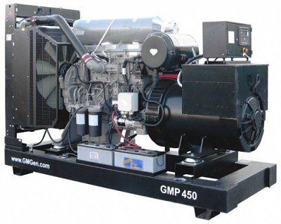 Дизель-генераторная установка GMGen GMP450