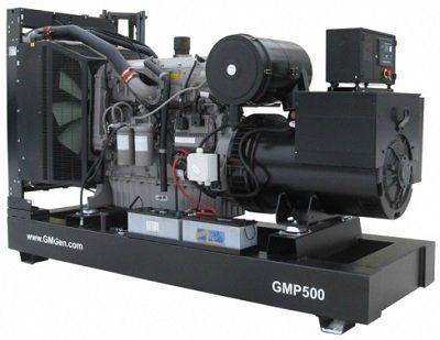 Дизель-генераторная установка GMGen GMP500