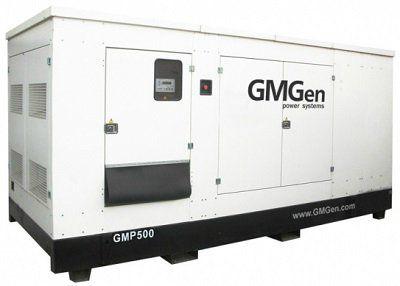 Дизель-генераторная установка GMGen GMP500S