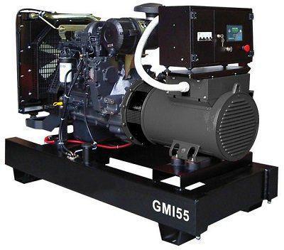 Дизель генератор GMGen GMI55