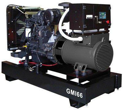 Дизель генератор GMGen GMI66